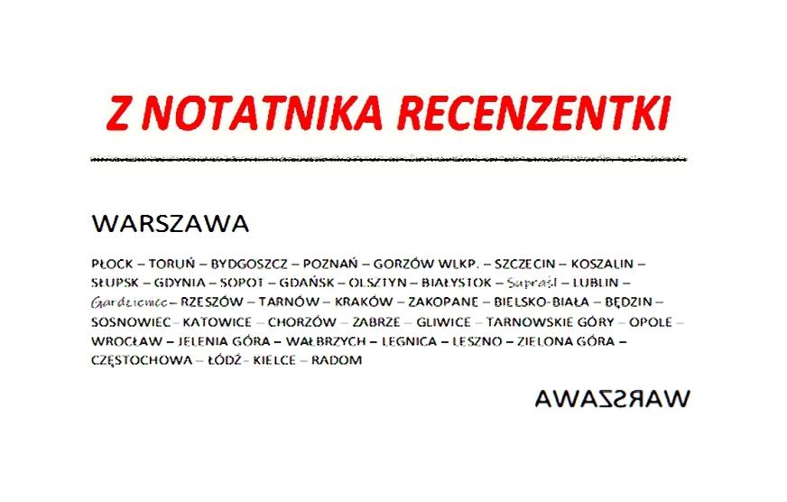 Kalina Zalewska / FINALIŚCI